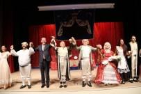 HALDUN DORMEN - 'Kibarlık Budalası' Biga'da