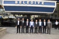 Kırıkkale'yi Ziyaret Eden AK Parti Milletvekili Özkan;