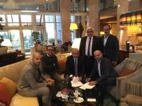 HILMI DÜLGER - Kuveyt Ekonomi Fonundan Kilis'e Dev Hibe