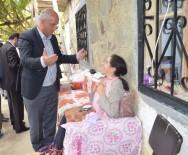 BEDENSEL ENGELLİ - Milletvekili Ilıcalı, Engelli Arzu'yu Ziyaret Etti