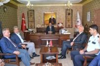 TERMAL TESİS - Milletvekili Yaşar Kuluncak İlçesini Ziyaret Etti