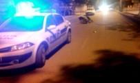 ADıYAMAN ÜNIVERSITESI - Otomobil İle Motosiklet Çarpıştı Açıklaması 1 Yaralı