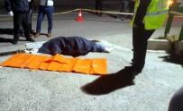 KAPAKLı - Otomobilin Çarptığı Yaşlı Adam Hayatını Kaybetti
