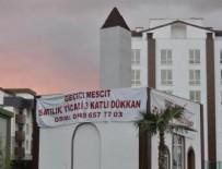 MESCID - Parasını alamayınca mescidi satışa çıkardı