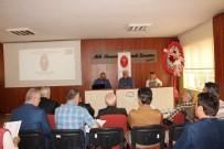 MUSTAFA AYDıN - Samsun Sinop Veteriner Hekimler Odası Genel Kurulu