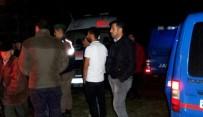 Sinop'ta 2 Katlı Ev Çöktü Açıklaması 1 Ölü, 1 Yaralı