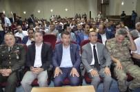 KURAN-ı KERIM - Siverek'te 15 Temmuz Şehitlerini Anma Programı