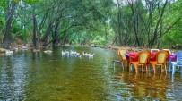 GÖZLEME - Tarihi Köyde Kamp Karavan Keyfi