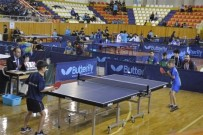 MASA TENİSİ - Tokat'ta Küçükler Masa Tenisi Grup Maçları Başladı