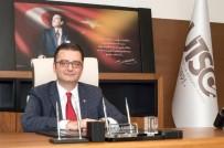 VERGİ DAİRESİ - UTSO, Vergi Dairesi Müdürlüğü İle Birlikte Toplantı Düzenledi