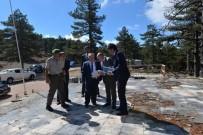 KAYAK MERKEZİ - Vali Nayir, Muratdağı Termal Kayak Merkezi'ni İnceledi