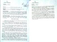 ADNAN MENDERES - Van 2. İdare Mahkemesinden, Erciş'teki Park, Cadde Ve Bulvar İsimlerinin Değiştirilmesi Kararına İptal