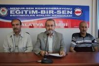 ÖĞRENCİ SAYISI - Yıldırım Açıklaması ''Türkiye'nin En Büyük Sivil Toplum Kuruluşuyuz''