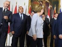MACARISTAN - 11 ülkenin katıldığı zirvede Türkiye'ye övgü