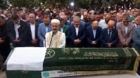 ANAYASA KOMİSYONU - 45 Günlük Yaşam Mücadelesini Kaybeden AK Partili Başkan Toprağa Verildi.