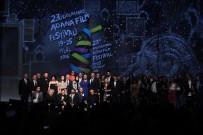 MENDERES SAMANCILAR - 'Adana Film Festivali'nde Muhteşem Final