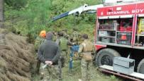 AYHAN ŞAHENK - Doğa sporu 20 metrelik kuyuda son buldu!