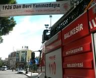 Balıkesir'de İtfaiye Haftası