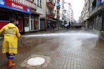 Başkan Gümrükçüoğlu, 'Beşikdüzü Eski Haline Dönene Kadar İlçeden Çıkmayacağız'