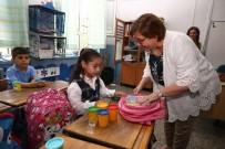 OKUL MÜDÜRÜ - Başkan Pekdaş'ın Okul Ziyaretleri Sürüyor