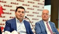 İŞ DÜNYASI - Başkan Tütüncü, İşadamlarına Kepez'i Anlattı