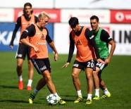 FORMA - Beşiktaş, Dinamo Kiev Maçı Hazırlıklarına Başladı