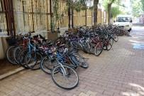 HIRSIZLIK BÜRO AMİRLİĞİ - Bir Kamyon Dolusu Çalıntı Bisiklet Ele Geçirildi