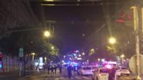 MACARISTAN - Budapeşte'de dev patlama! Yaralılar var