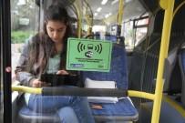 TOPLU TAŞIMA - Büyükşehir Otobüslerinde Ücretsiz İnternet Rağbet Görüyor