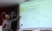 ÇANKAYA BELEDIYESI - Çankaya'da Eğitim Seminerleri Sürüyor