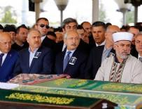 YAŞAR SEYMAN - CHP'li Seyman'ın acı günü