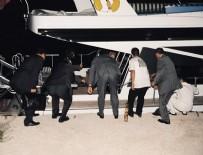 KAÇAK GÖÇMEN - Çillerin'in sattığı yatta 134 kaçak göçmen yakalandı