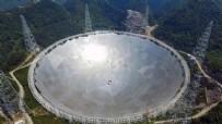 UZAY İSTASYONU - Çin dünyanın en büyük radyo teleskobunu faaliyete geçirdi