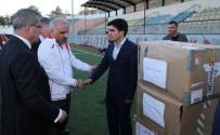 MURAT ZORLUOĞLU - Elazığ'da Amatör Spor Kulüplerine Malzeme Desteği