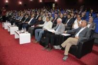 Elazığ'da 'Eskinin İzinde Yukarı Fırat Havzası Paneli' Düzenlendi