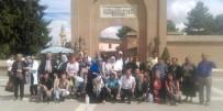 MEHMET SEKMEN - Erenler Alevi Bektaşi Derneği'nden Başkan Sekmen'e Teşekkür