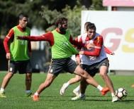 FLORYA - Galatasaray, Antalyaspor Maçı Hazırlıklarına Başladı