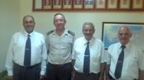 ASKERLİK ŞUBESİ - Gazilerden Komutanlara Hayırlı Olsun Ziyareti
