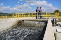 CENGIZ ERGÜN - Gelenbe Atık Su Arıtma Tesisi'nde Çalışmalar Tamamlandı
