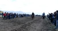 YARIŞ - Geleneksel Rahvan At Yarışları Erzurum'da Düzenlendi
