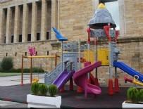 RESTORASYON - Genelkurmay'dan Anıtkabir'deki oyun parkıyla ilgili açıklama