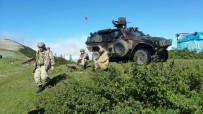 KALAŞNIKOF - Gümüşhane'de Teröristlerle Sıcak Temas