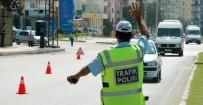 KURAL İHLALİ - Korkuteli'nde 8 Ayda 14 Bin Araç Kontrol Edildi, 192'Si Trafikten Men Edildi
