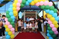EĞİTİM MERKEZİ - Mezitli'de 'Çocuk Gündüz Bakım Evi' Açıldı