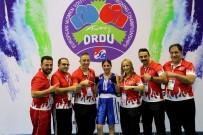 DIANA - Ordu'da 2 Türk Boksör Daha Finale Yükseldi