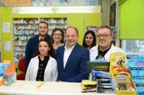 SAĞLıK BAKANı - Sağlık Bakanı Akdağ'dan Eczaneye Sürpriz Ziyaret