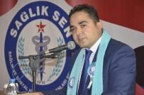 YIPRANMA PAYI - Sağlık Sen'de Zafer Özdemir'in