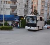 POMPALI TÜFEK - Saldırıya Uğrayan Eskişehirspor Taraftarları, Eskişehir'e Gelmeye Başladı