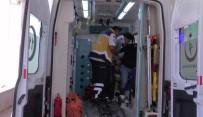 BALıKLıGÖL - Şanlıurfa'da BM Ekibi Kaza Yaptı Açıklaması 5 Yaralı