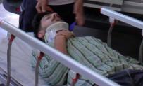 BALıKLıGÖL - Şanlıurfa'da BM İnsani Yardım Kuruluşu Ekibi Kaza Yaptı Açıklaması 5 Yaralı